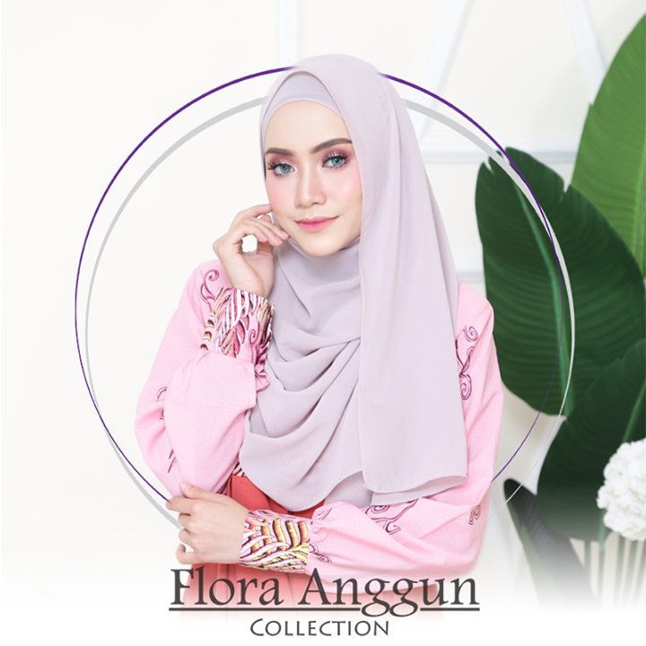 Flora Anggun Collection Bot for Facebook Messenger