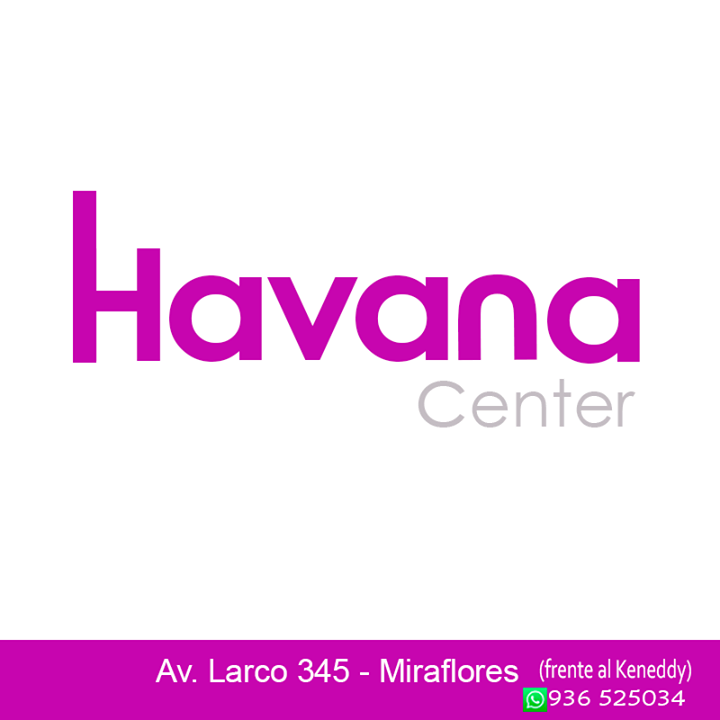 Havana Center Spa Bot for Facebook Messenger