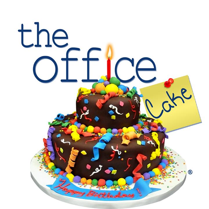 The Office Cake Bot for Facebook Messenger