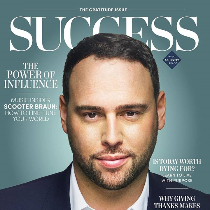 SUCCESS Magazine Bot for Facebook Messenger