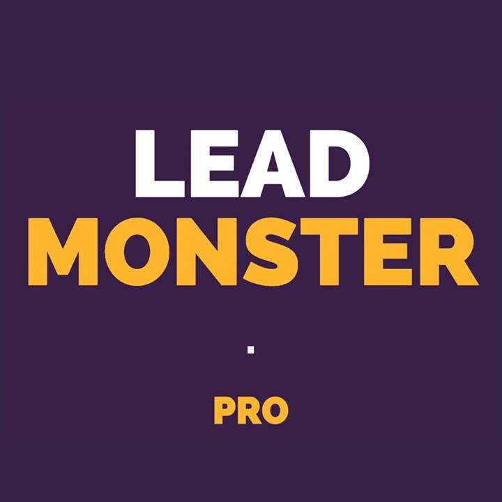 LeadMonster Bot for Facebook Messenger