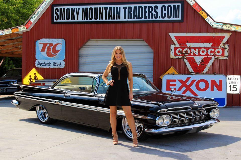 Smoky Mountain Traders Bot for Facebook Messenger