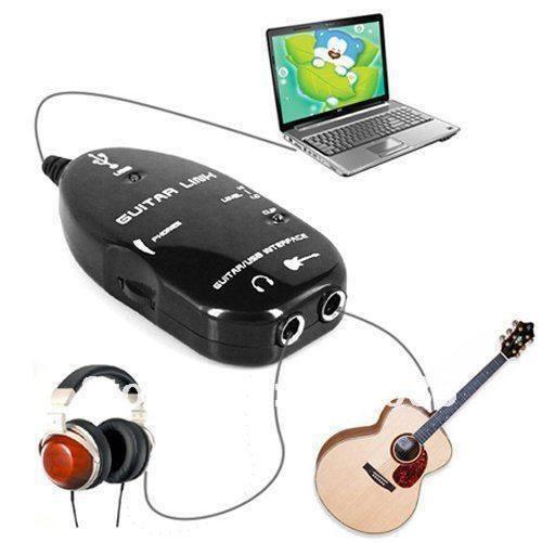 USB Gitar Link Bot for Facebook Messenger
