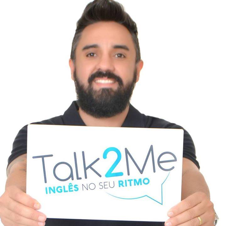 Talk2Me - Inglês No Seu Ritmo Bot for Facebook Messenger