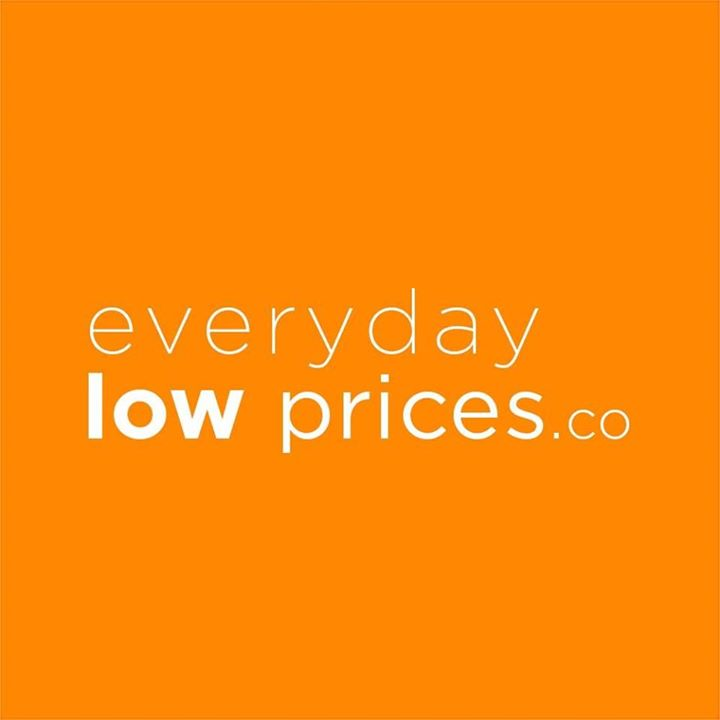 Everyday Low Prices Company Bot for Facebook Messenger