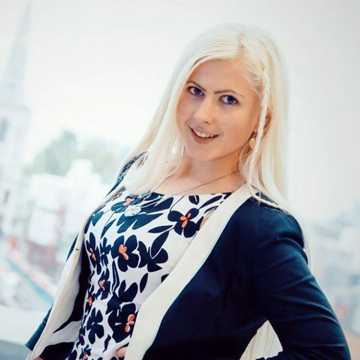 Katya Varbanova - LiveStream Strategist Bot for Facebook Messenger