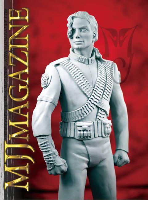 MJJmagazine - The Michael Jackson Magazine Bot for Facebook Messenger