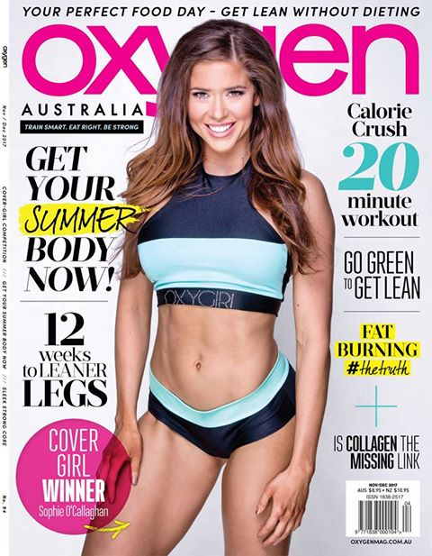 Oxygen Magazine Australia Bot for Facebook Messenger
