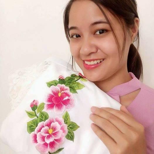 Dạy Thêu Tay Truyền Thống Thu Cúc Bot for Facebook Messenger