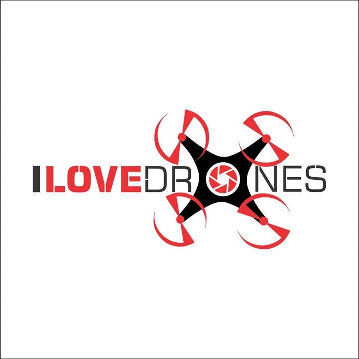 I Love Drones Bot for Facebook Messenger