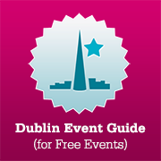Dublin Event Guide (for Free Events) Bot for Facebook Messenger