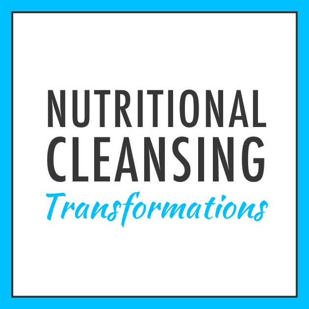 Nutritional Cleansing Transformations Bot for Facebook Messenger