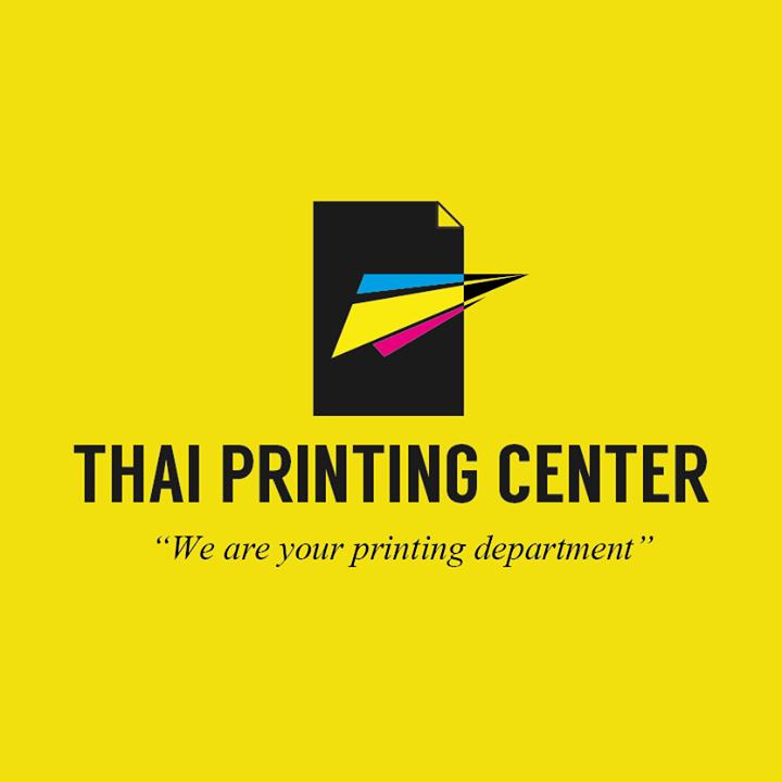 โรงพิมพ์ Thai Printing Center Bot for Facebook Messenger