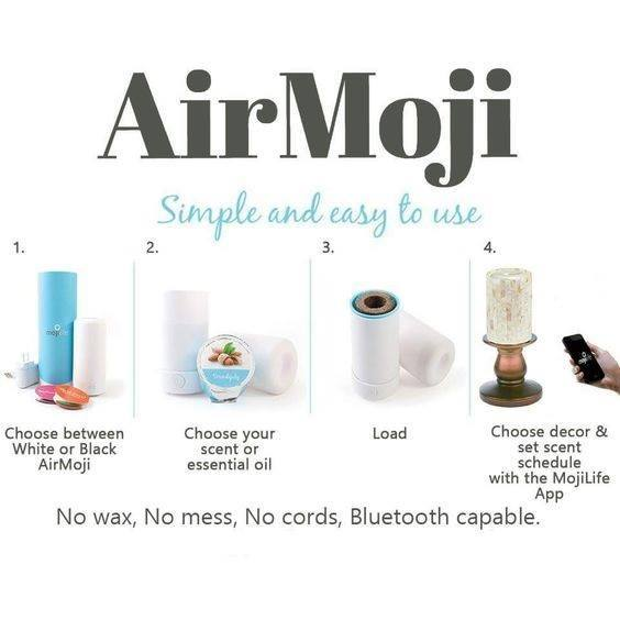 Simply Scented MojiLife Bot for Facebook Messenger