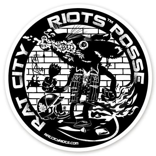 Rat City Riots Posse Bot for Facebook Messenger
