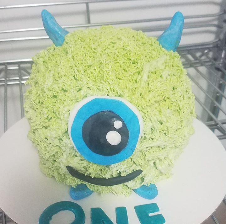The Cake Mix Bot for Facebook Messenger