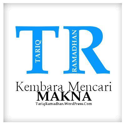 Tariq Ramadhan:Kembara Mencari Makna Bot for Facebook Messenger