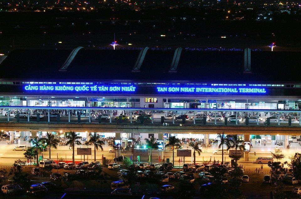Sân Bay Quốc Tế Tân Sơn Nhất - Tan Son Nhat International Airport Bot for Facebook Messenger