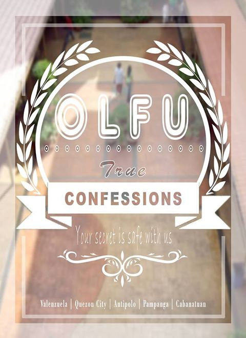 OLFU True Confessions Bot for Facebook Messenger