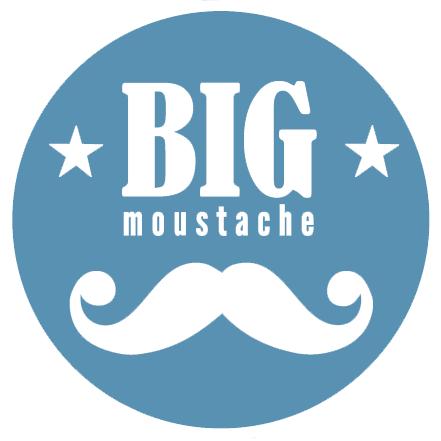 Big Moustache Bot for Facebook Messenger