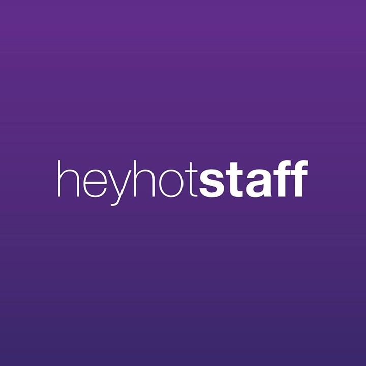 Hey Hot Staff Bot for Facebook Messenger