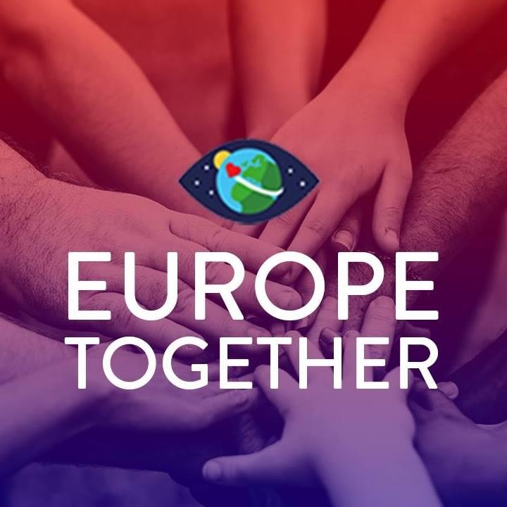 Europe Together Bot for Facebook Messenger