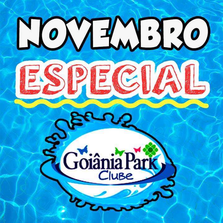 Clube Goiânia Park Bot for Facebook Messenger