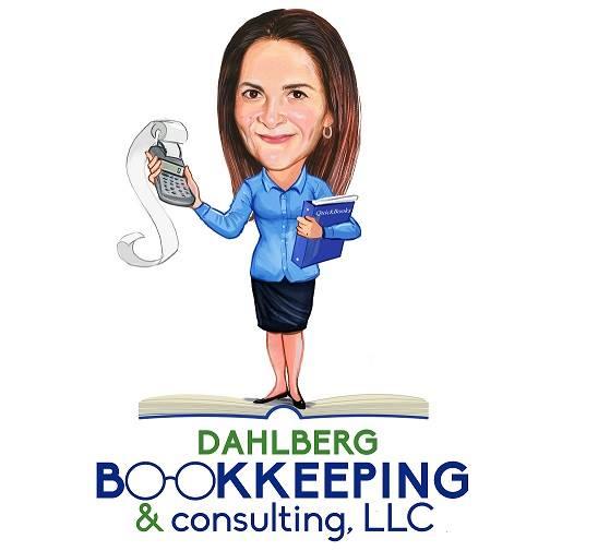 Dahlberg Bookkeeping Bot for Facebook Messenger