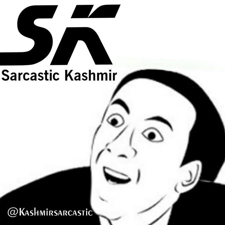 Sarcastic Kashmir Bot for Facebook Messenger