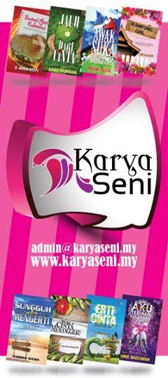 Penerbit Karyaseni Bot for Facebook Messenger