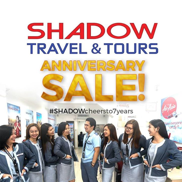 Shadow Travel and Tours Bot for Facebook Messenger