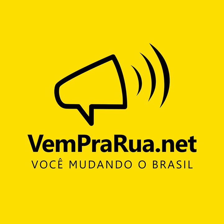 Vem Pra Rua Brasil Bot for Facebook Messenger