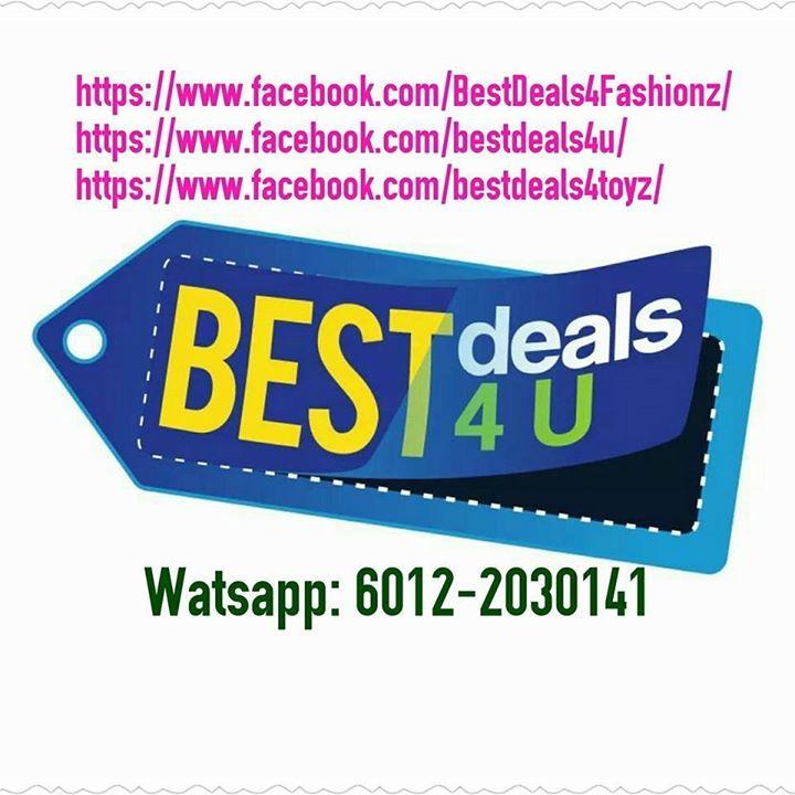Best Deals 4U for Boutique collections Bot for Facebook Messenger