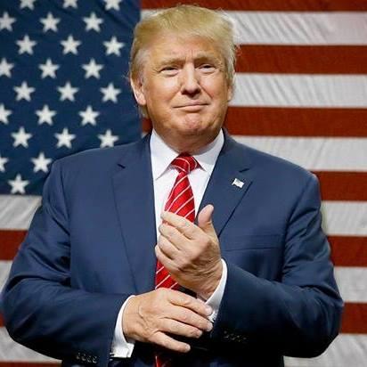 Trump's Nation Bot for Facebook Messenger