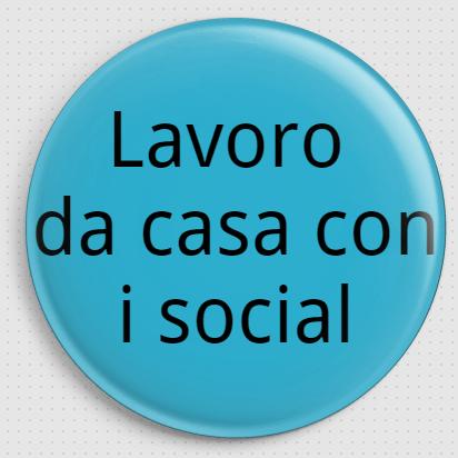 Lavoro da casa con i Social Bot for Facebook Messenger