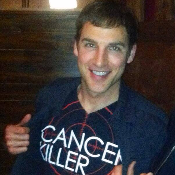 Chris Beat Cancer Bot for Facebook Messenger