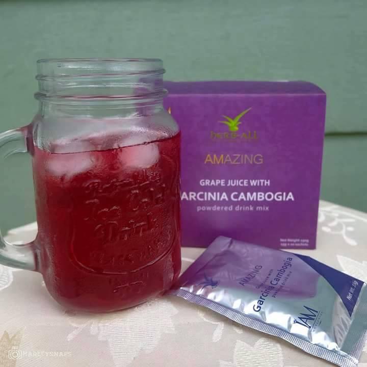 Garcinia Cambogia Amazing Slimming Grape Juice Bot for Facebook