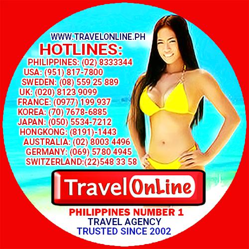 TravelOnline Bot for Facebook Messenger