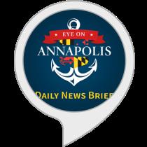 Eye On Annapolis Daily News Brief Bot for Amazon Alexa
