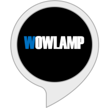 Wow Lamp for Smart Home Bot for Amazon Alexa