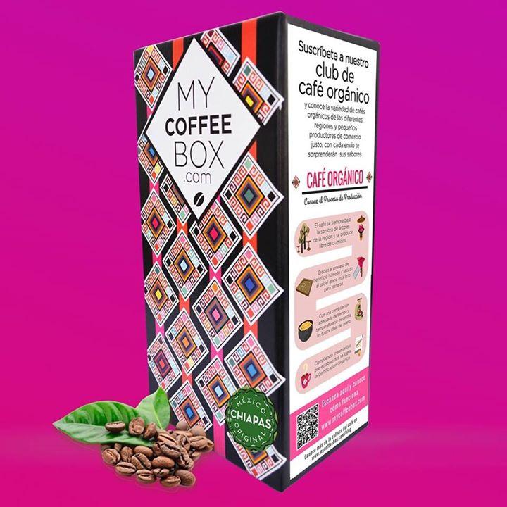 My Coffee Box Café Orgánico Bot for Facebook Messenger