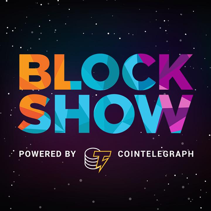 BlockShow. Fastest Growing Blockchain Event Series Bot for Facebook Messenger