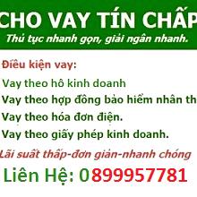 Cho Vay Tiền Nhanh biên hòa - gọi : 0899957781 Bot for Facebook Messenger