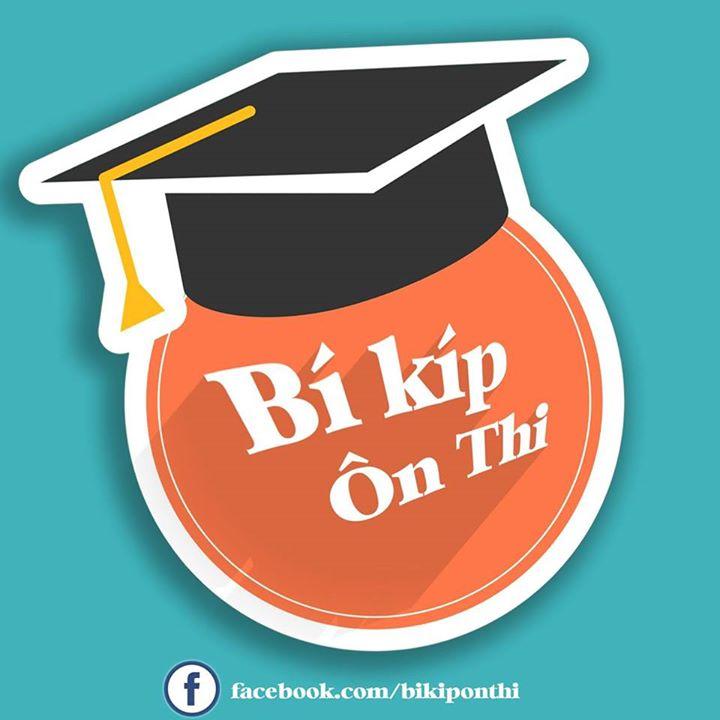 Bí Kíp Ôn Thi Bot for Facebook Messenger