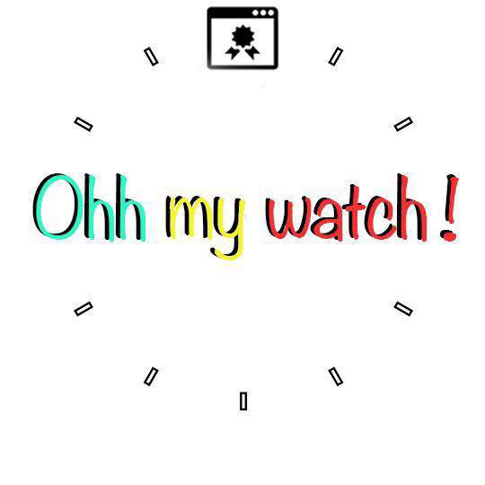 Ohh My Watch Bot for Facebook Messenger