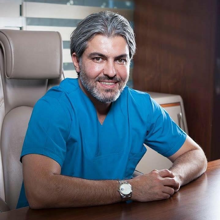 Dr. Serkan AYGIN Clinic Bot for Facebook Messenger