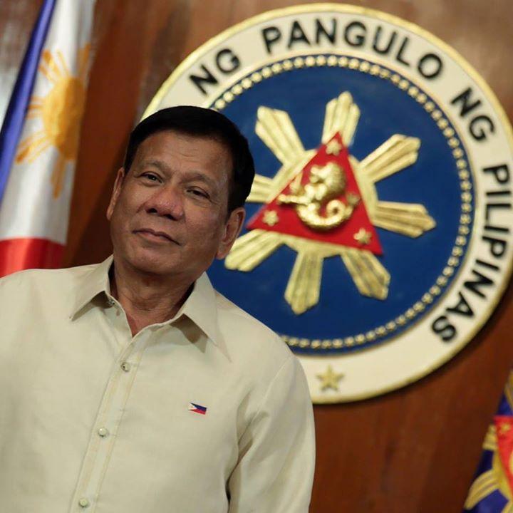 President Duterte Worldwide Supporters Bot for Facebook Messenger