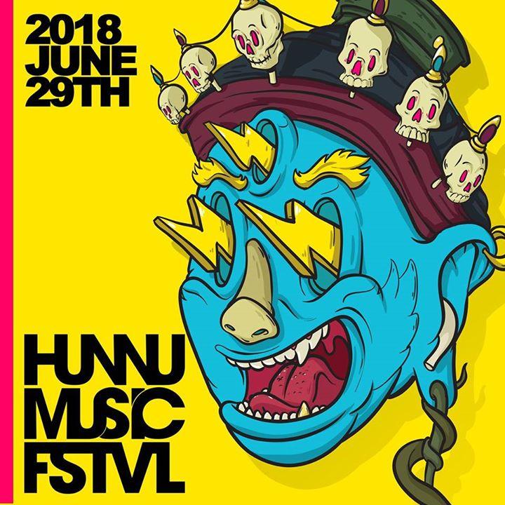 Hunnu Music Festival Bot for Facebook Messenger