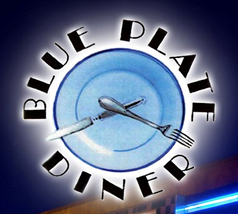 Blue Plate Diner - Middletown, RI Bot for Facebook Messenger