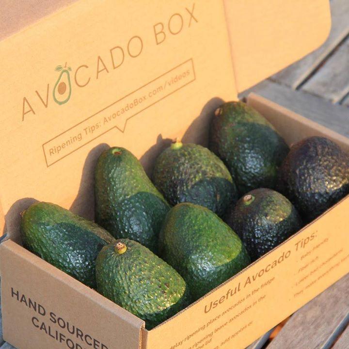 Avocado Box Bot for Facebook Messenger